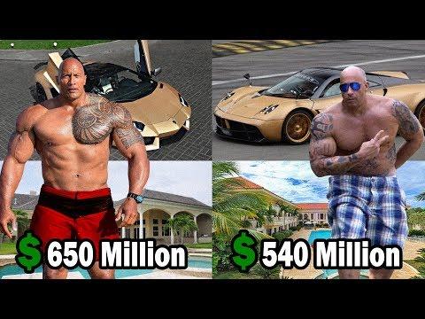 Xxx Mp4 Top 10 Richest Actors In The World ★ 2018 3gp Sex