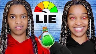 SHOCKING Lie Detector SHOCKS Bad Baby Shiloh and Shasha - Onyx Kids