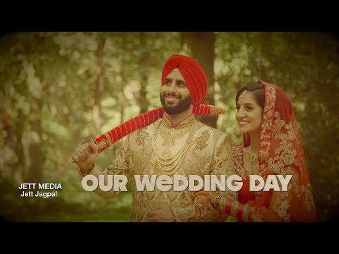 Sikh Wedding Of Jaspreet & Gurpreet 2017 / Jett Jagpal