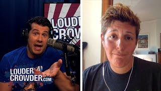 PROGRESSIVE ISLAM? (Sally Kohn vs. Steven Crowder WEB EXTENDED)   Louder With Crowder