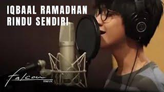 "Official Lyric Video ""Rindu Sendiri - Iqbaal Ramadhan"" | Dilan 1990"