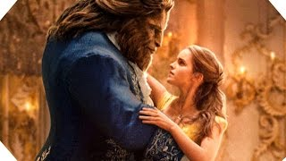 BEAUTY AND THE BEAST Trailer 1 + 2 (2017)