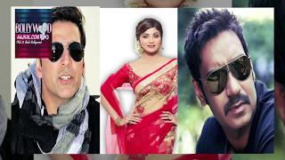 Shilpa Shetty Became Scapegoat Between Ajay devgan & Akshay Kumar