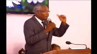 Prédication Sabbat 2 Septembre 2017 Église Adventiste Horeb Pasteur URITY