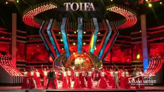 Shahrukh Performance in TOIFA Dubai 2016