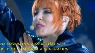 DISENCHANTED+25X Mylene Farmer English Words & Happy Birthdays for Desenchantee 11 09