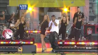 Fergie - Glamorous (Live Good Morning America 25.05.07 720p) HD
