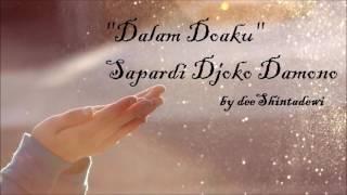 Dalam Doaku  Sapardi Djoko Damono by deeShintadewi