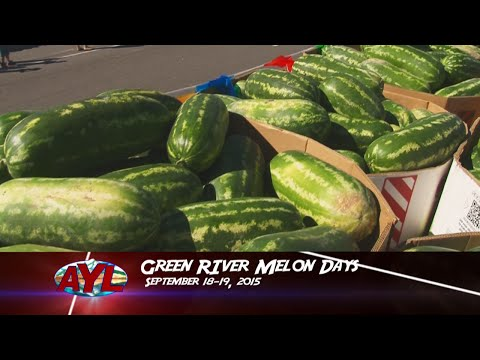 Melon Days - Red White and Road 1401