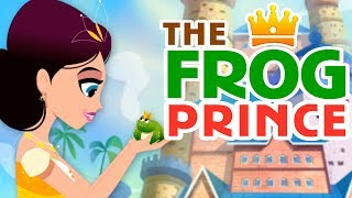 The Frog Prince | Stories For Kids | Fairy Tales and Kids Songs | TinyDreams
