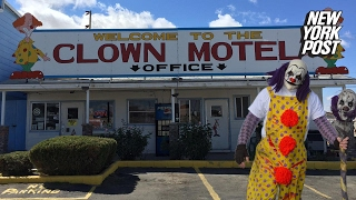 This creepy clown motel will never leave you | New York Post