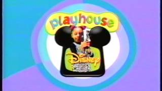 Disney Channel Commercials (late Spring 2002)