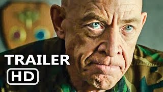 RENEGADES Official Trailer (2017) J.K. Simmons Action Movie HD