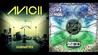 Avicii vs. Zedd - Silhouettes Clarity