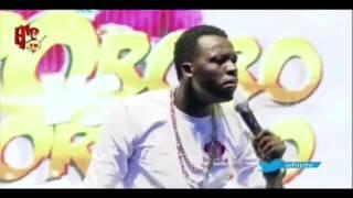 Akpororo go mad on stage again!! Akpororo vs Akpororo 2016 Lagos Part 3