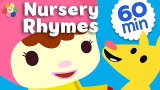 Nursery Rhymes Compilation   1 Hour of Songs for Kids - Old MacDonald, BINGO & more Children's Songs