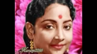 Dil joh tumko de diya Geet Dutt AAHUTI 1950