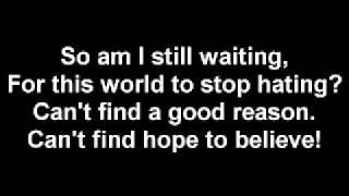 Sum 41 - Still Waiting (Lyrics)