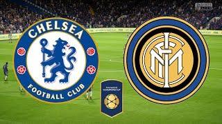 International Champions Cup 2018 - Chelsea Vs Inter Milan - 28/07/18 - FIFA 18