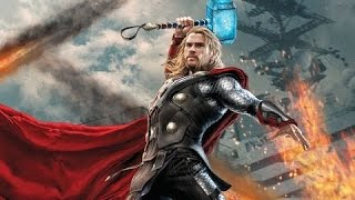 Thor Fight Moves Compilation.