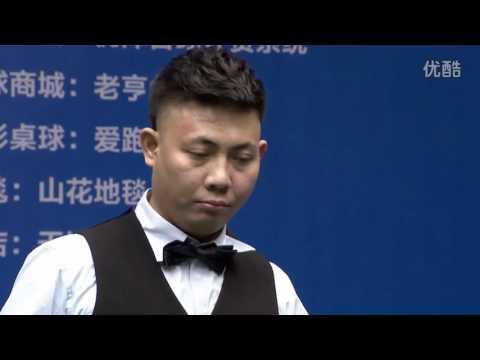 Zheng Yubo VS Meng Fanyu - World Chinese 8 Ball Masters Tour 2016-2017 Weihai Nanhai