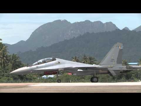 F/A-18F Super Hornet & SU30