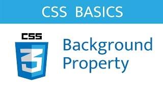 Background Property // CSS Basics
