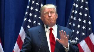 Donald Trump Presidential Campaign Announcement Full Speech (C-SPAN)