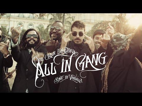 ConeCrewDiretoria - All In Gang (Videoclipe Oficial)