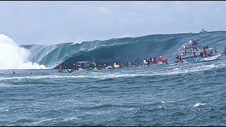 code red [ Tahiti biggest swell ]