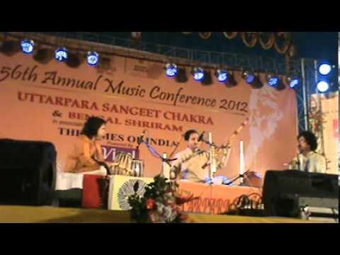 Pt. Rupak Kulkarni's Adbhut Bansuri@Uttarpara Music Festival