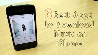 3 Best Apps to Download UNLIMITED Free Music on iPhone,iPad,iPod | 2016 #1
