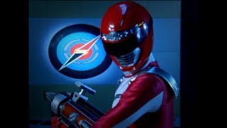 Power Rangers Operation Overdrive - At All Cost - Drill Blaster Test (Episode 7)