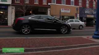 Cadillac ELR 2014 Review