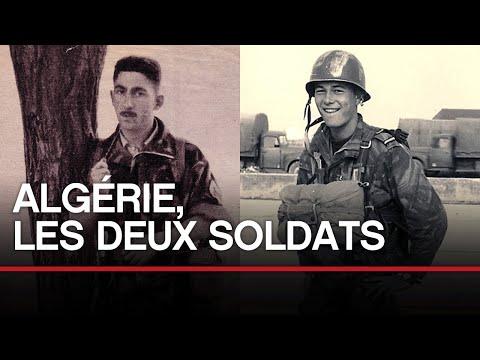 Xxx Mp4 Algérie Les Deux Soldats Toute L Histoire 3gp Sex
