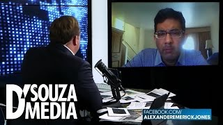 Infowars: Dinesh D'Souza Has A Warning For America