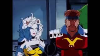 Hepzibah in X-Men the Animated Series