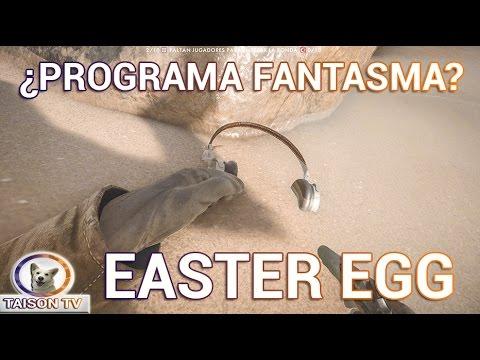 Battlefield 1 Easter Egg Cascos +
