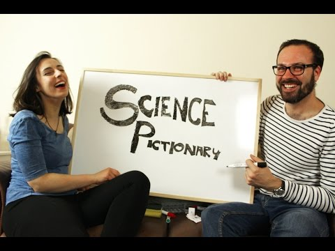 Science Pictionary with Aaron Boardley