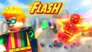 "LEGO The Flash: Crimson Comet - Episode 9 ""Friend & Foe"""