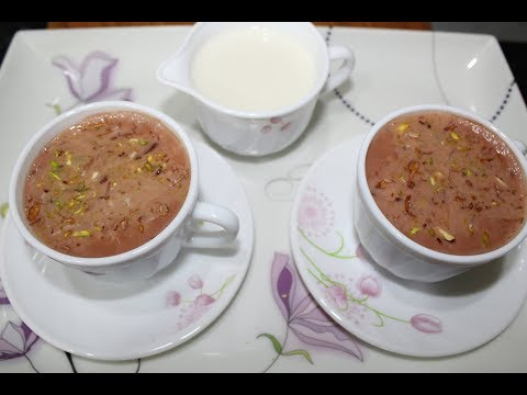 Xxx Mp4 Kashmiri Tea Pink Chai Tea Recipe By AAmna S Kitchen 3gp Sex