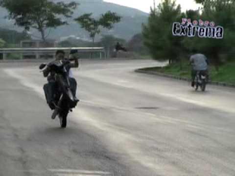 Fiebre Extrema Moto Piruetas Venezuela