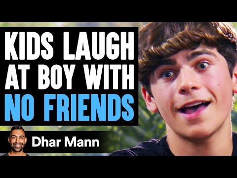 Kids LAUGH At Boy With NO FRIENDS They Instantly Regret It Dhar Mann