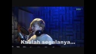 Kim Dong Gyun - Sarang (Faizal Tahir - Sayang) _ Lirik