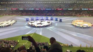 Final UEFA champions league 2017 - Anthem