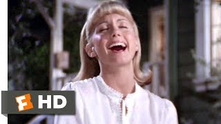 Grease (4/10) Movie CLIP - Hopelessly Devoted to You (1978) HD