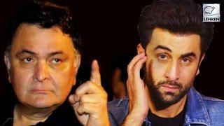 When Rishi Kapoor SLAPPED Ranbir Kapoor??