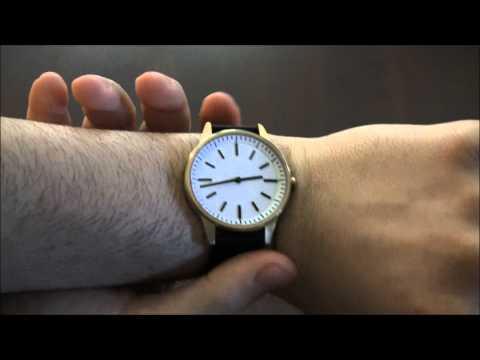 Uniform Wares 250 Series Watch Review