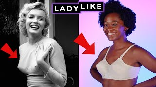 We Wore Vintage Bras For A Day • Ladylike