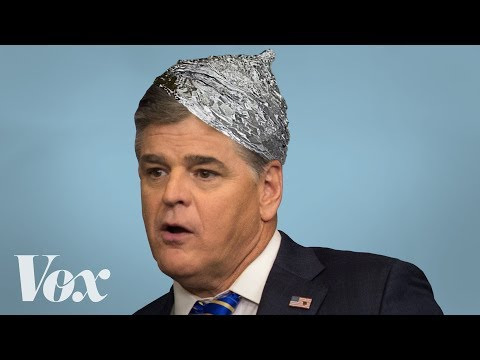How Trump turned Sean Hannity into a conspiracy theorist